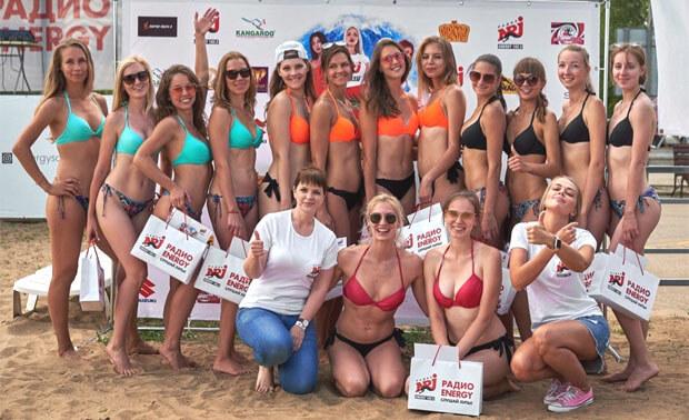 Самые красивые и спортивные девушки Самары поборолись за звание лучших на турнире Радио ENERGY по пляжному волейболу - Новости радио OnAir.ru