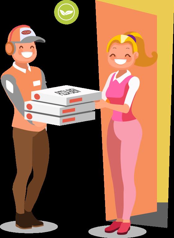 Our Pizza Mission - Pizza Bien