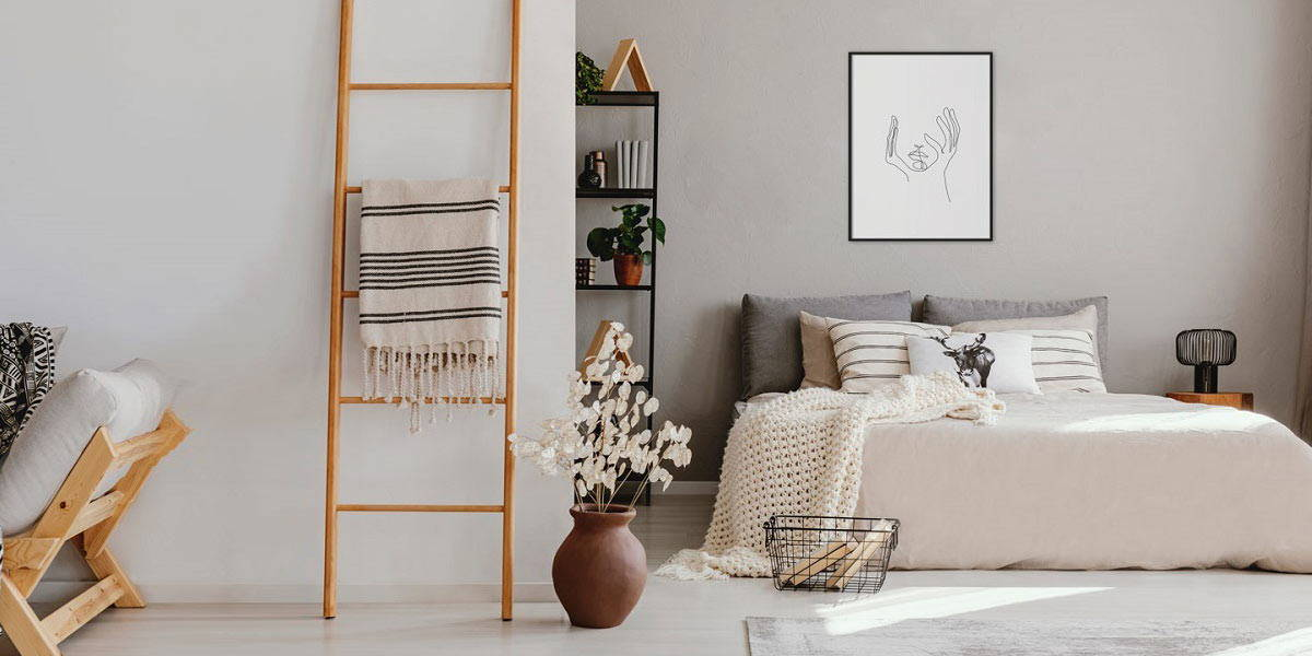 Wanddecoratie slaapkamer