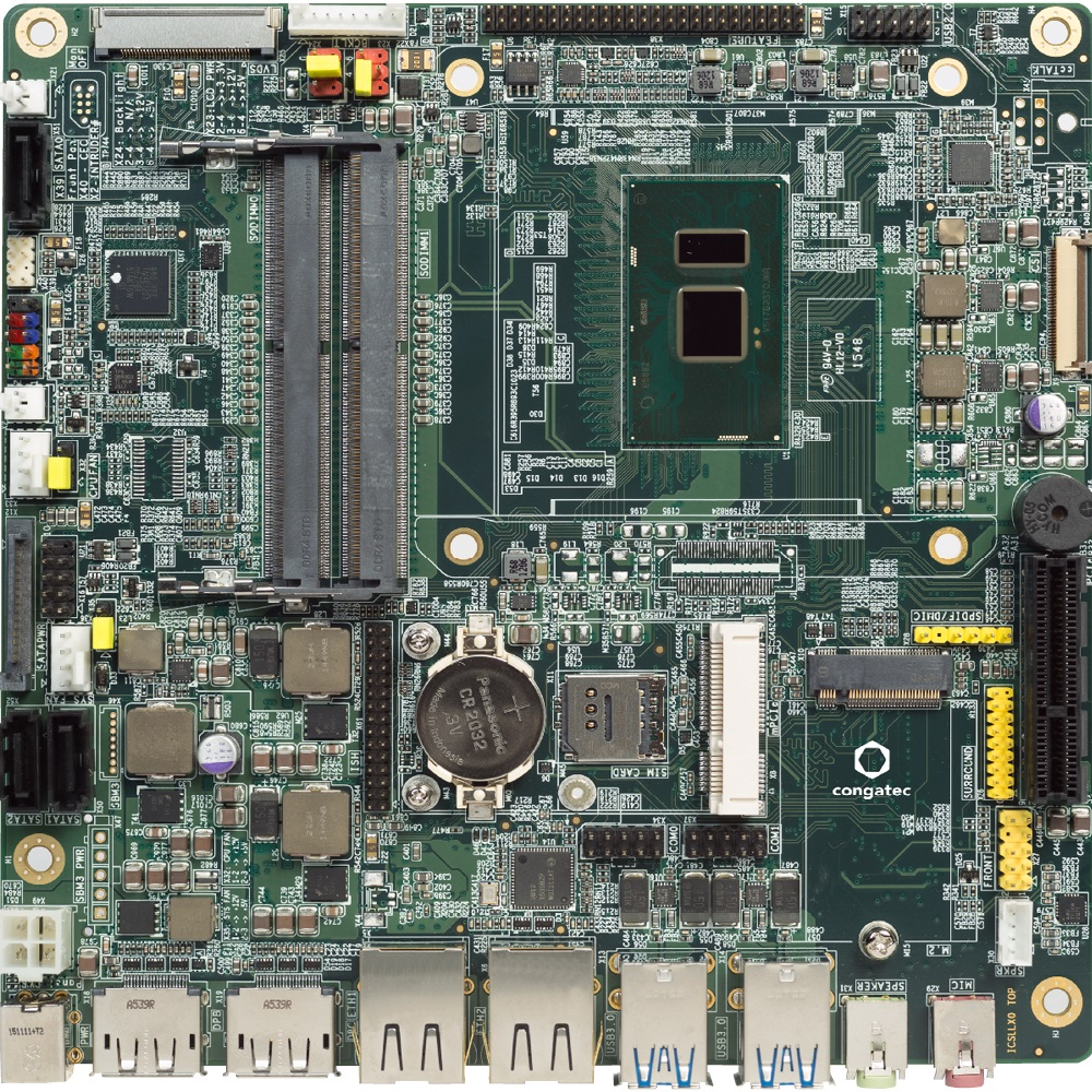 conga-IC170/i7-6600U, p/n 052703