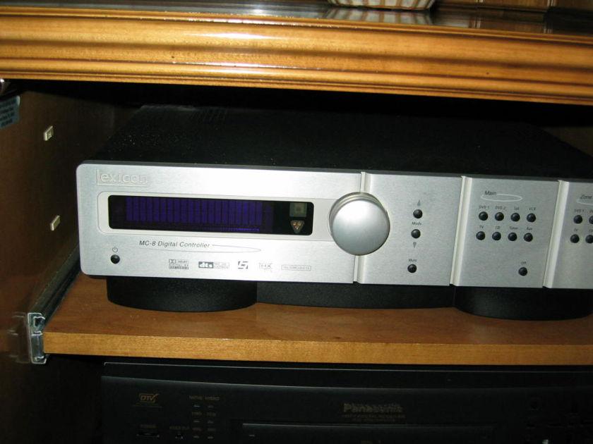 Lexicon Digital Processor MC Balanced Surround Sound