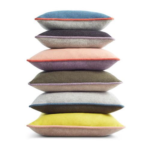 Blu Dot Duck Duck Square Pillows