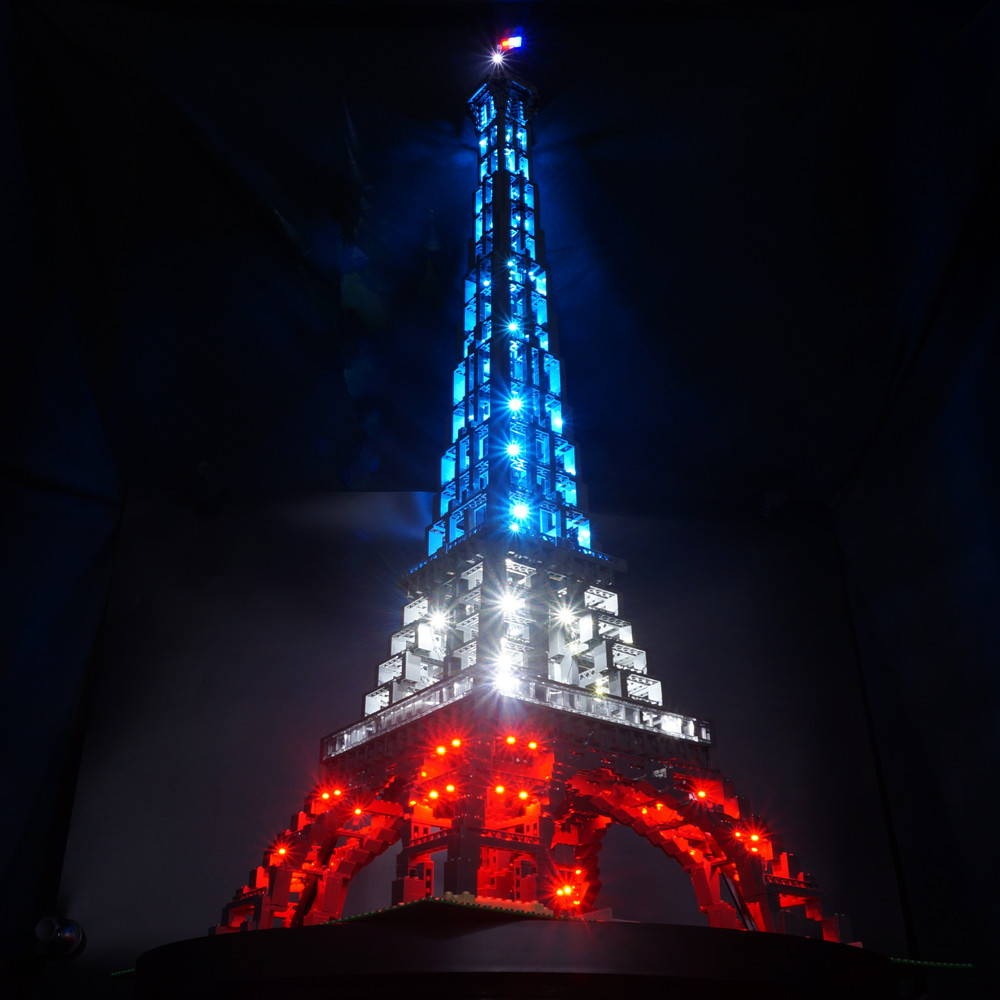 LEGO EIFFEL TOWER light kit