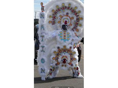 534 Mardi Gras Indians Suit