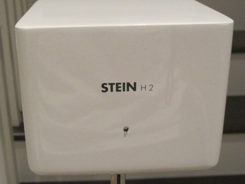 SteinMusic Music Harmonizer H2 SIGNITURE Series System in White