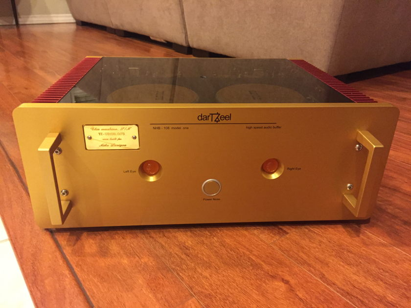 darTZeel NHB-108 Model One Power Amplifier