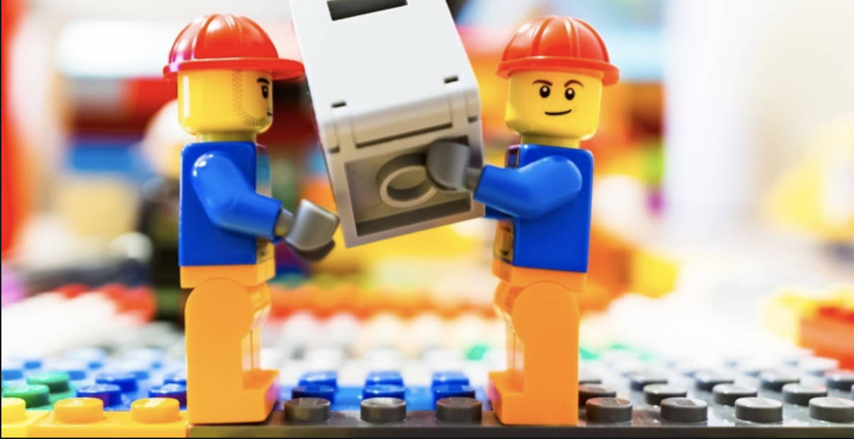 lego recycling
