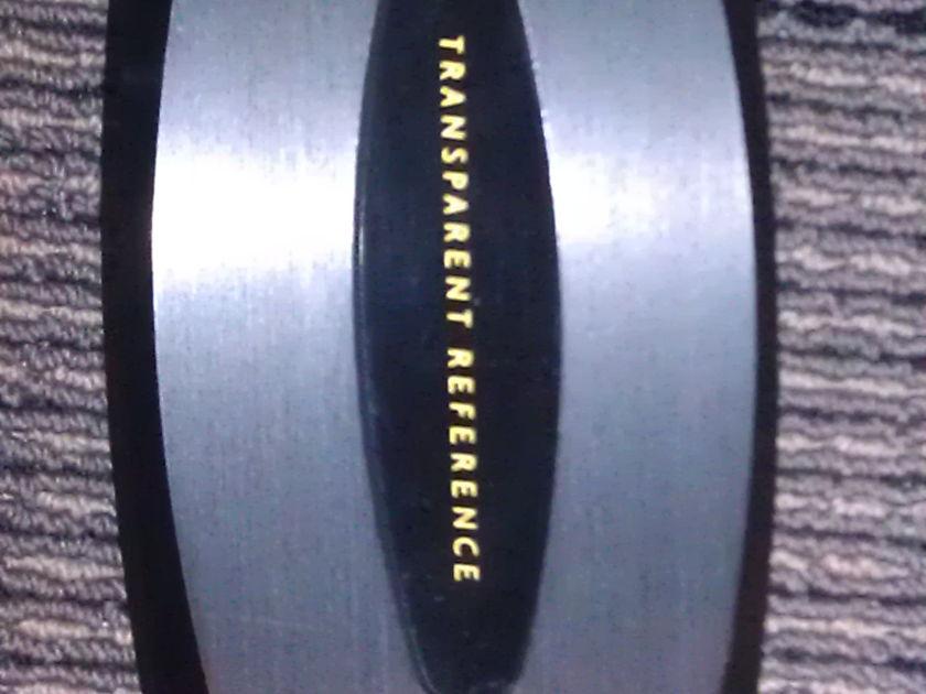 Transparent  RSC 8  MM2 Technology Reference Speaker Cables