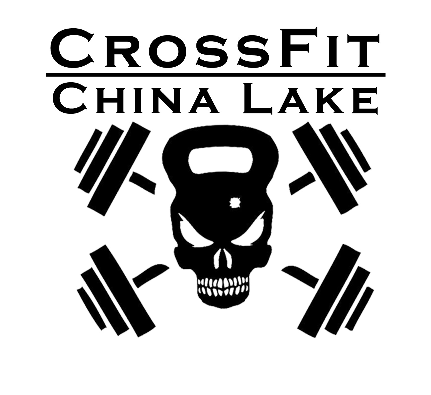 CrossFit China Lake logo