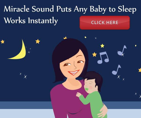 Baby Sleep Miracle, Miracle for making babies sleep