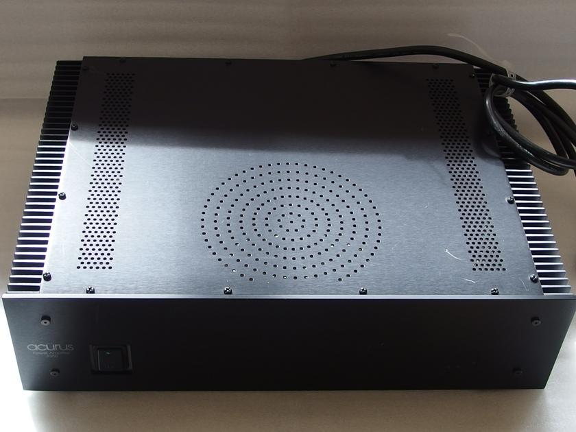 Acurus a250 Amplifier (250w x 2) at 8-ohms