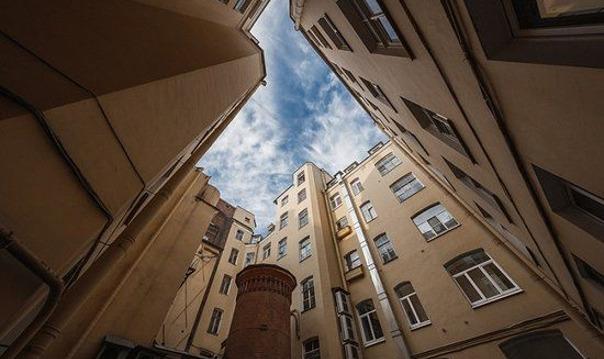 Скрытая красота Петербурга. Экскурсии по дворам и парадным