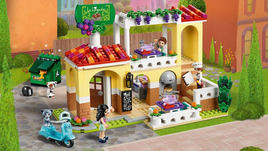 LEGO JOKER MANOR 70922