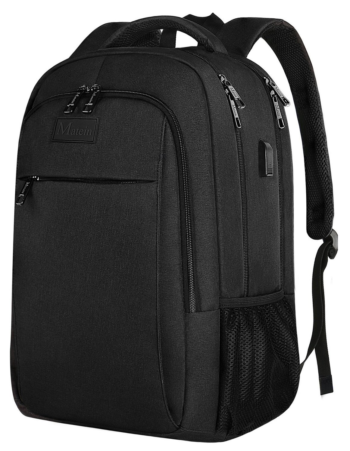 68aeb78b66 Matein Anti Theft Laptop Backpack Review - Slant