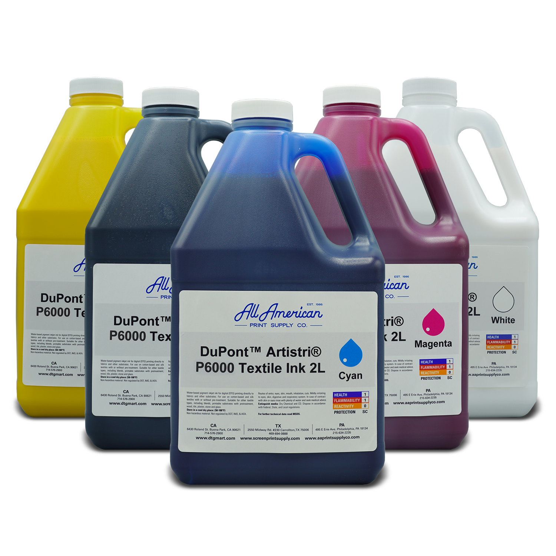 Dupont Artistri Brite P6000 DTG Ink