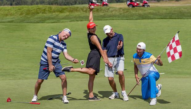 Радио JAZZ 89.1 FM и «Форест Хиллс» представляют турнир Golf&Jazz - Новости радио OnAir.ru