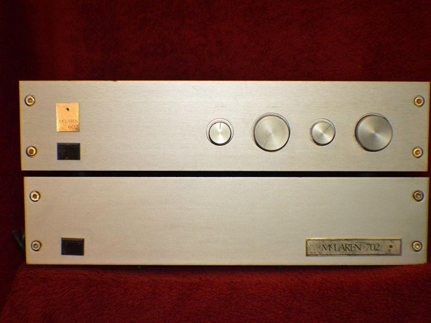 McLaren Audio 602/702