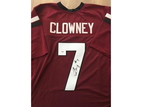 Jadeveon Clowney Autographed South Carolina Jersey