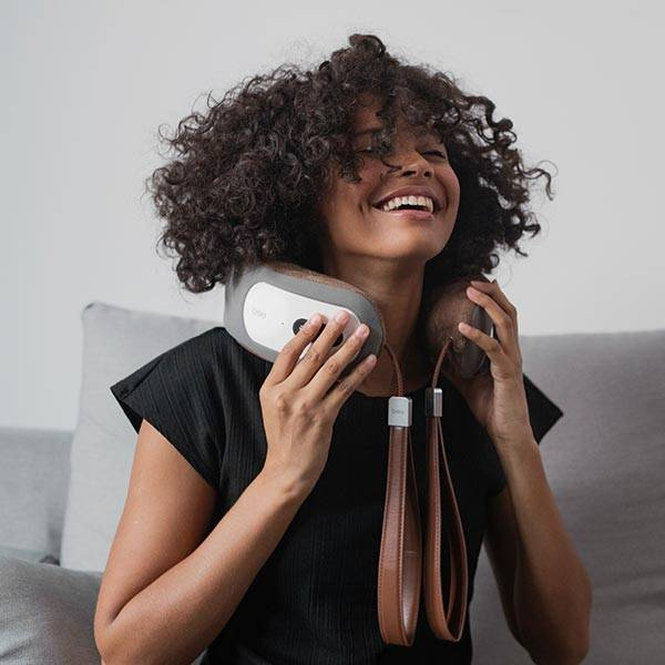 Neck massager that upgrades your wellness routine