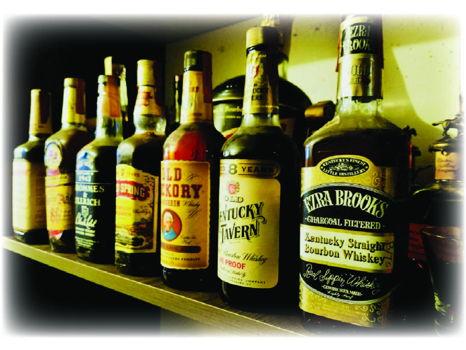 Vintage Bourbon Tasting