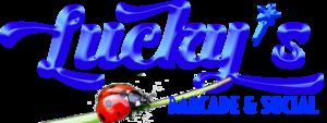 Logo - Lucky's Barcade & Social