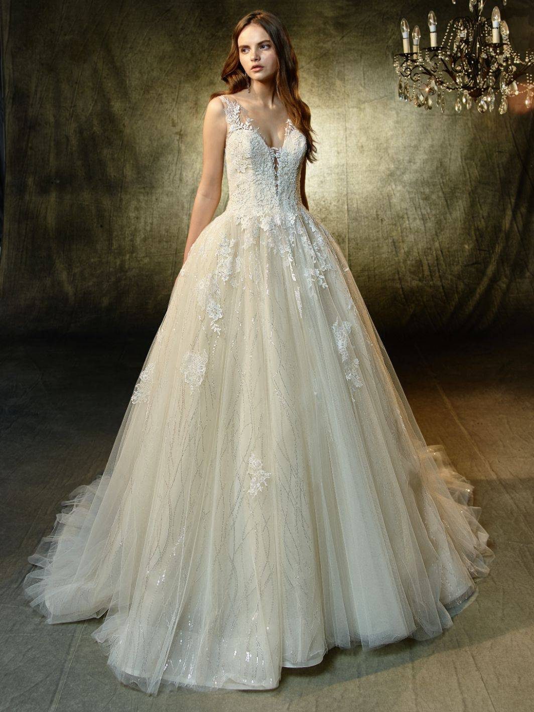 ENZOANI WEDDING DRESS LANGLEY