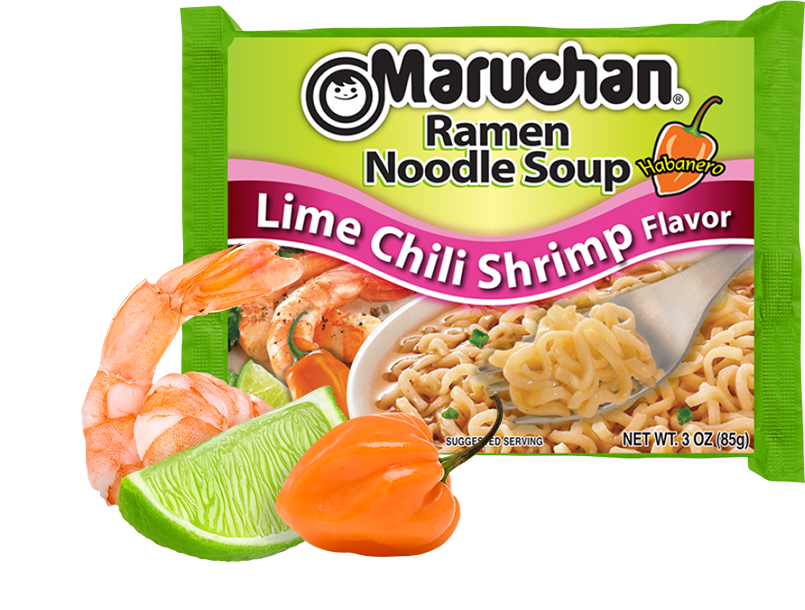 Lime Chili Shrimp Flavor