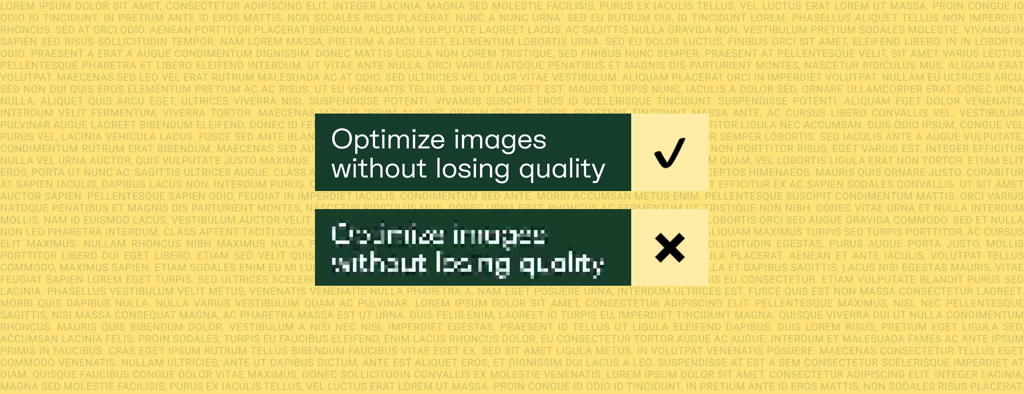 Optimize JPEG Images for the Web Without Losing Quality