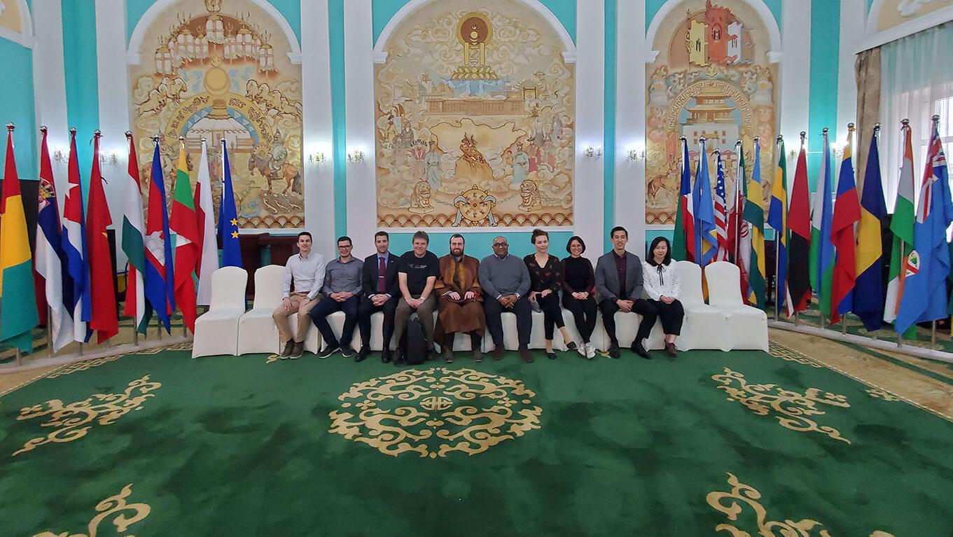 IOHK Mongolia