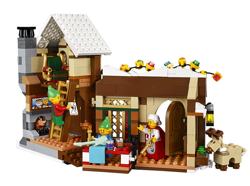 LEGO Santa's Workshop 10245