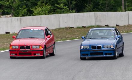 DelVal & Boston BMW CCA Palmer Motorsports Park