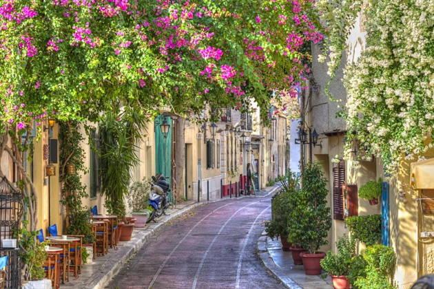 Групповая обзорная экскурсия по Афинам