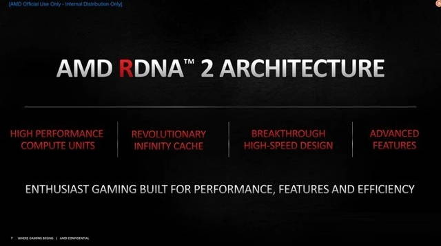 RDNA 2 features overview