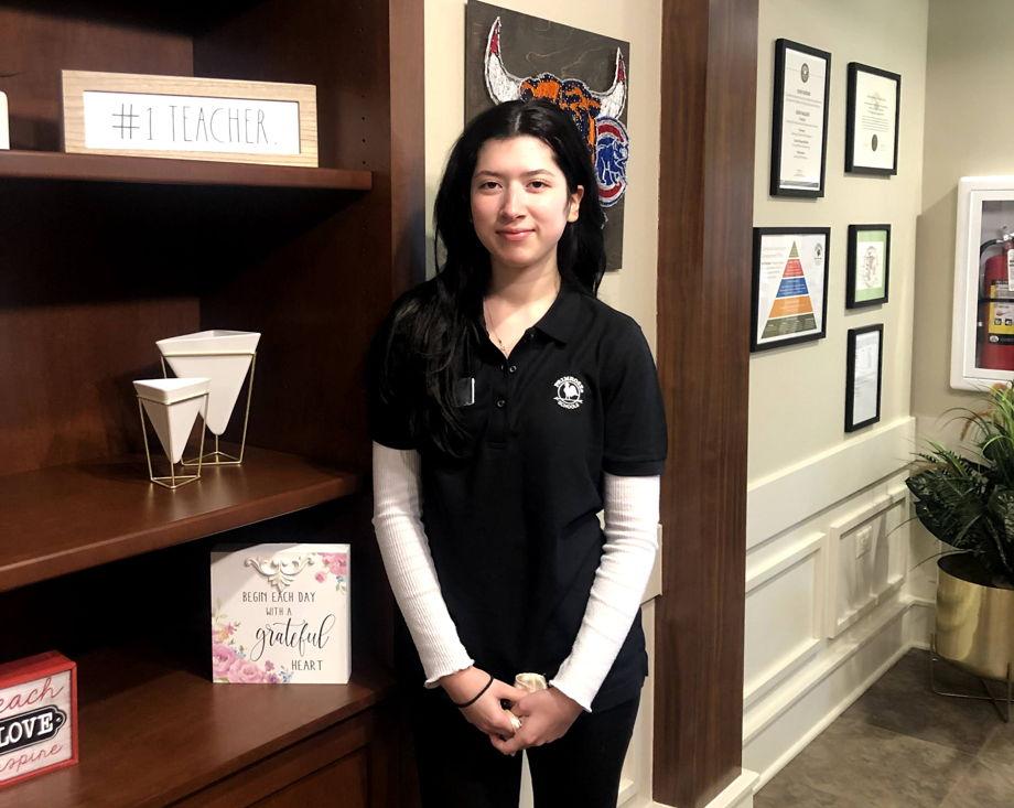 April Gomez , Assistant Teacher