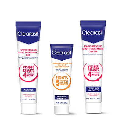 spot treatment cream and gel