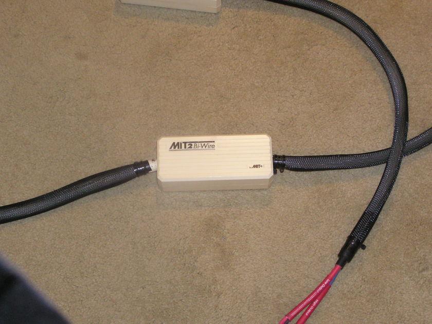 MIT 2 Bi-wire 8FT  Speaker Wire