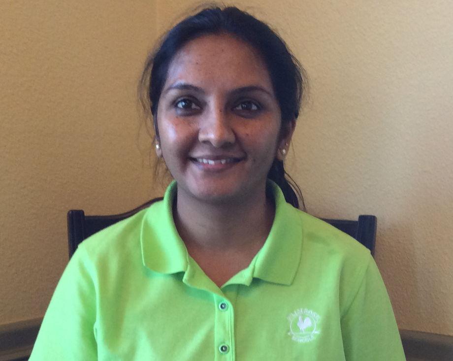 Ms. Shivakumar , Infant Teacher