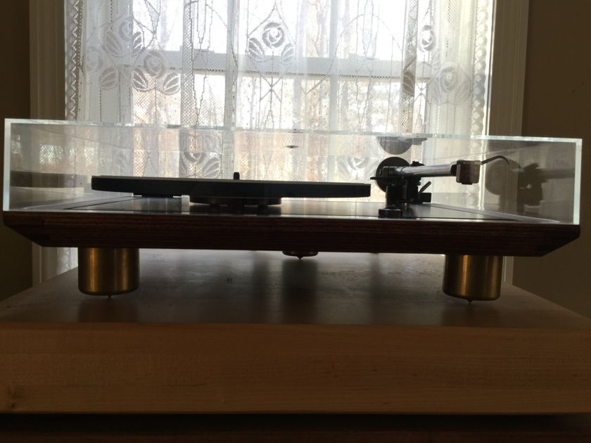 Rega P25 with upgrades
