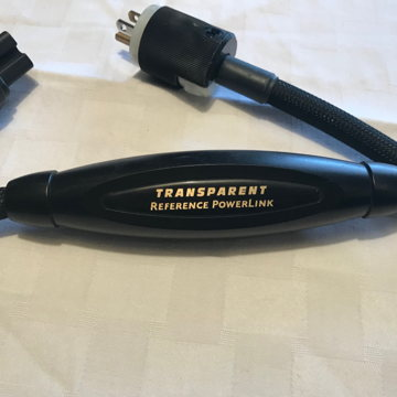 Transparent Audio Reference PowerLink