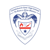 Christchurch Girls' High School - Te Kura o Hine Waiora logo