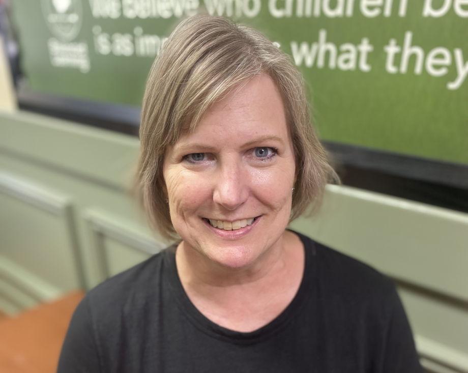 Leigh Gilleland , Preschool One Assistant Teacher