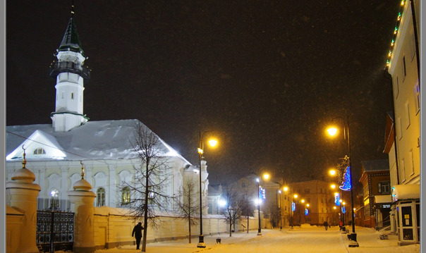 Татарская слобода: история, легенды, традиции
