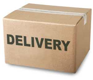 Delivery of items to NZ