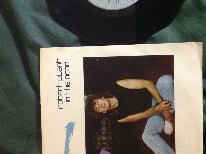 Robert Plant - In The Mood 45 With Sleeve NM