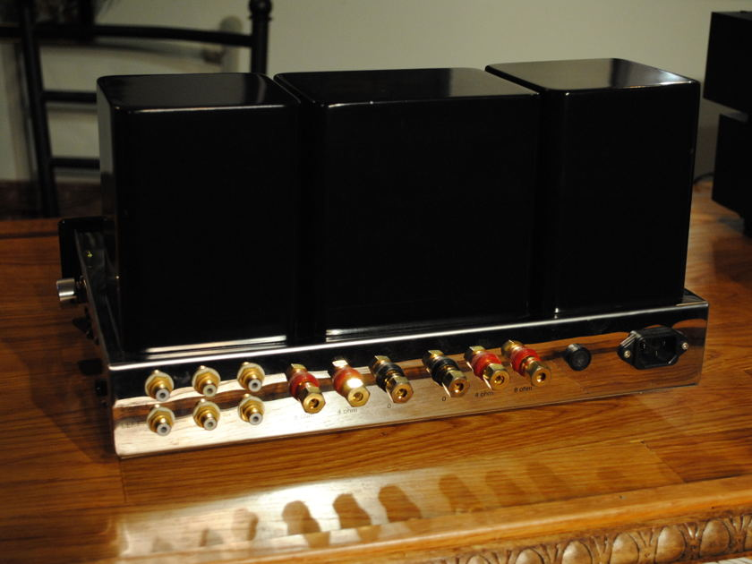 antique sound lab AQ-1001 DT tube integrated amp