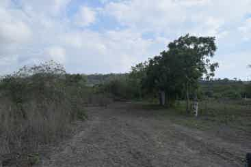 Lot for sale 1000m2, 5 minutes of Montanita