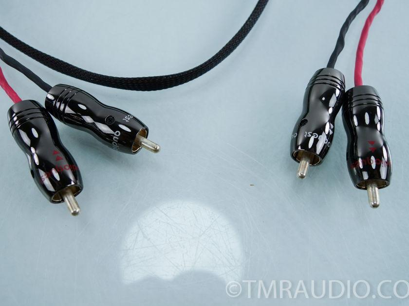 Locus Design UPOCC Custom RCA Cables; 1m Pair Interconnects ( 9711 )