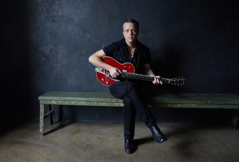 An Acoustic Evening with Jason Isbell artwork