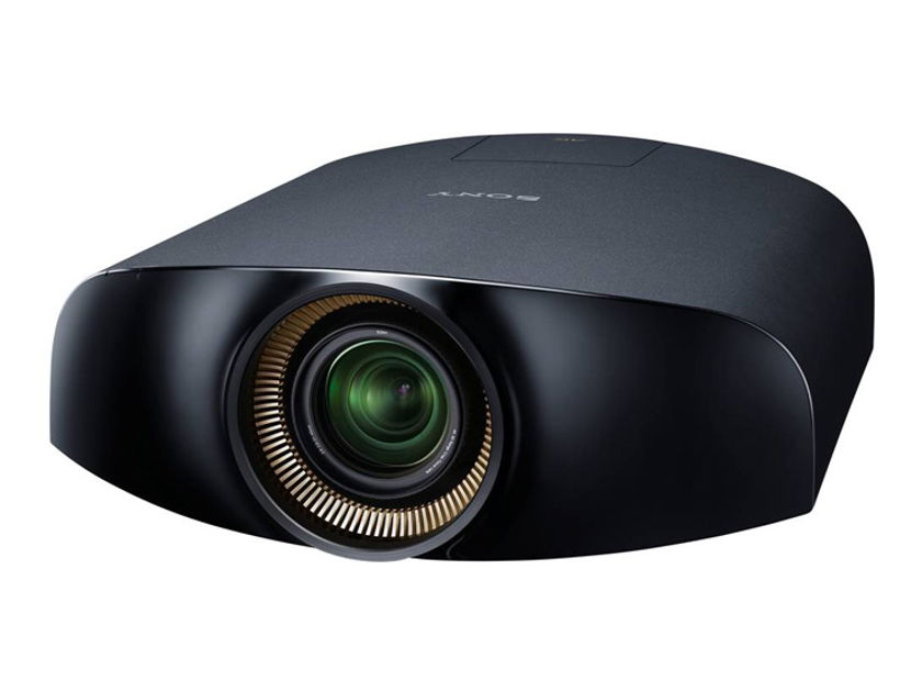 SONY VPL-VW1000ES Sony's Flagship 4K Resolution Projector !