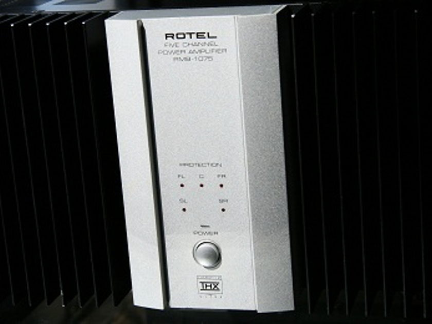 ROTEL RMB 1075 Five Channel